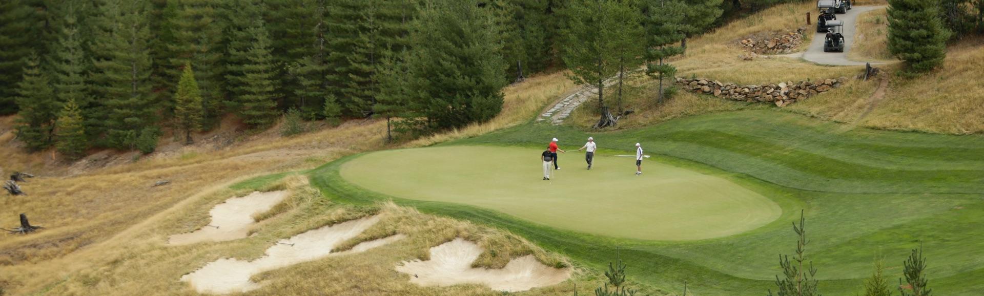 Golf desktop image
