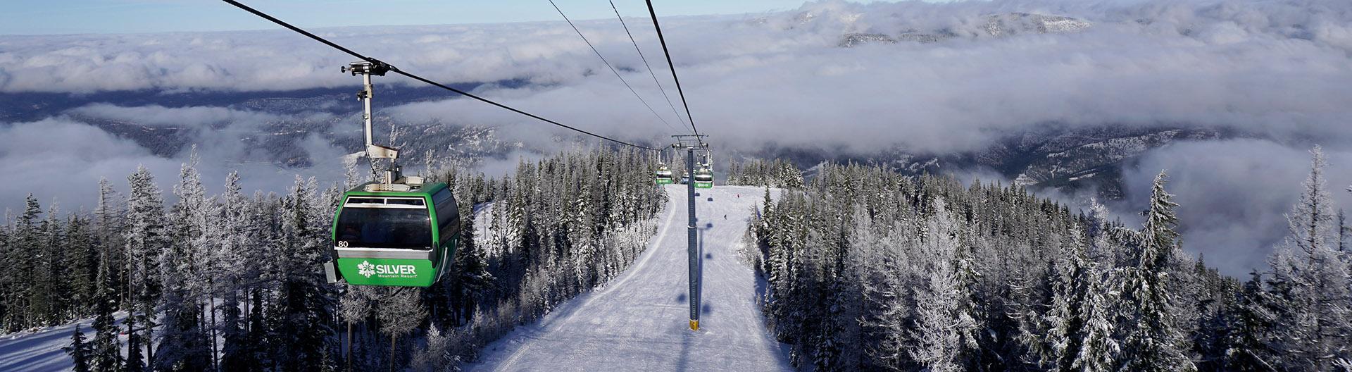 Scenic Gondola Rides desktop image