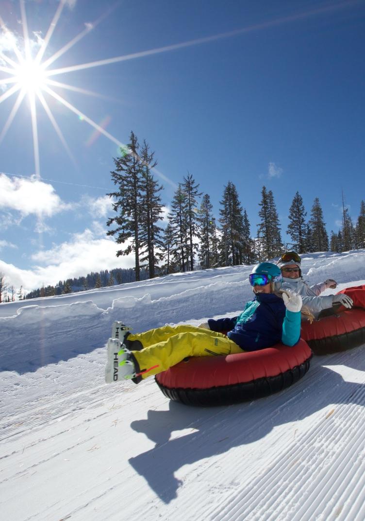 Snow Tubing mobile image