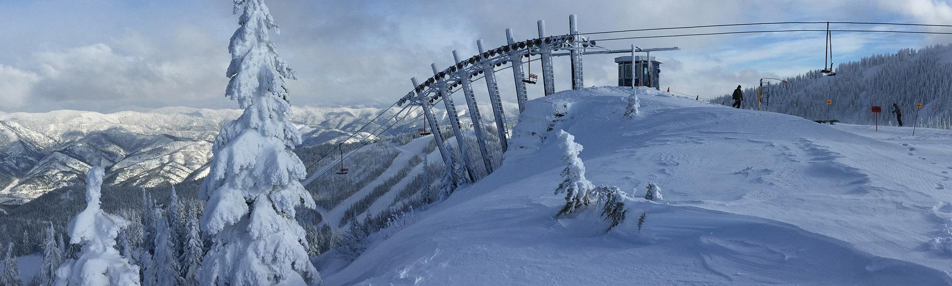 Silver Mountain Web Cams desktop image
